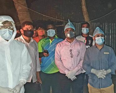 ঈশ্বরগঞ্জে করোনা নিয়ে গুজব মোকাবেলাই চ্যালেঞ্জ!
