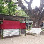 ঈশ্বরগঞ্জ উপজেলা স্বাস্থ্য কমপ্লেক্সে করোনা প্রতিরোধে বর্হিবিভাগ চালু
