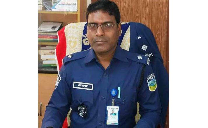 ঈশ্বরগঞ্জ ওসি আসামি ধরলেন হুজুর সেজে